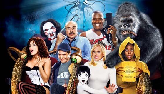 Recensione di Scary Movie4