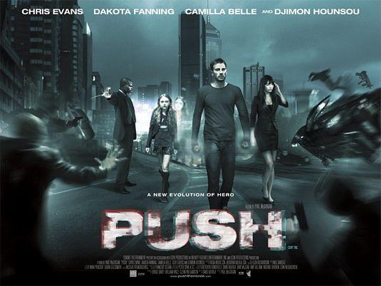 Recensione di Push