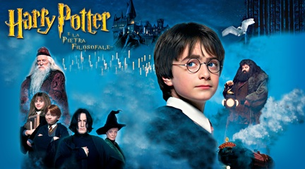 Recensione di Harry Potter e la PietraFilosofale