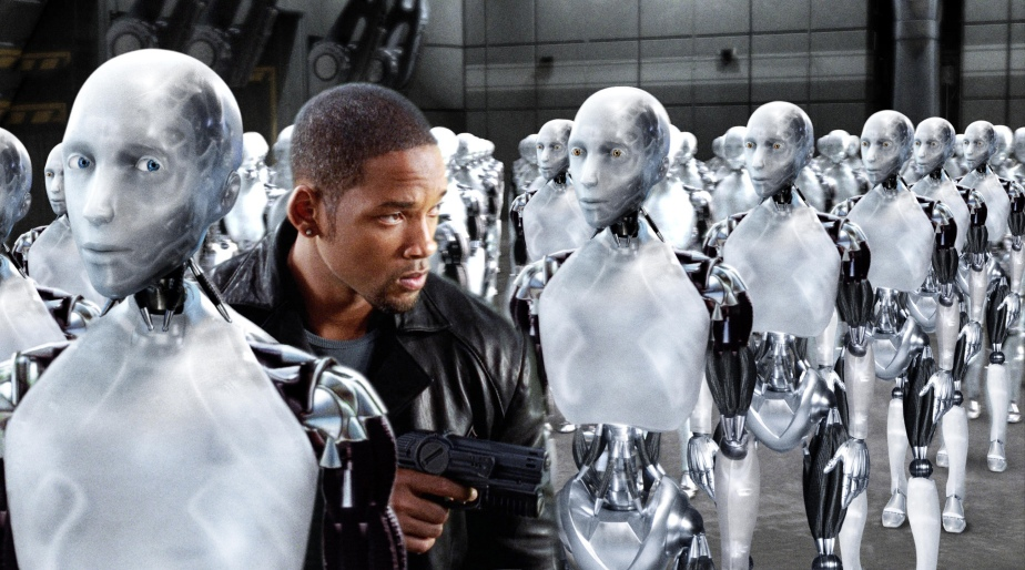 Recensione di Io,Robot