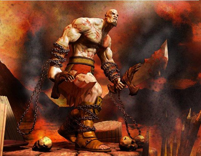 God of War  dal mito classico al mitovideoludico