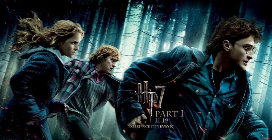 Recensione di Harry Potter e i Doni della Morte ParteI