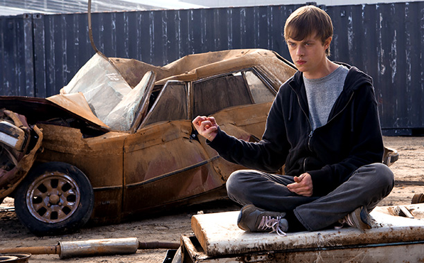 DF-05338 - Andrew (Dane DeHaan) succumbs to his darker nature as his telekinetic powers become stronger.