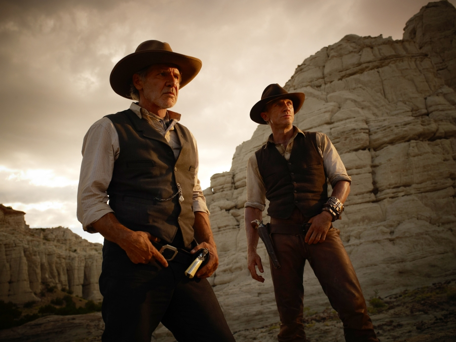 Recensione di Cowboys &Aliens