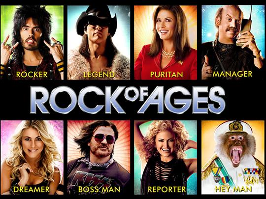 Recensione di Rock ofAges