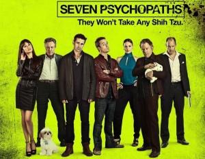 7 psicopatici