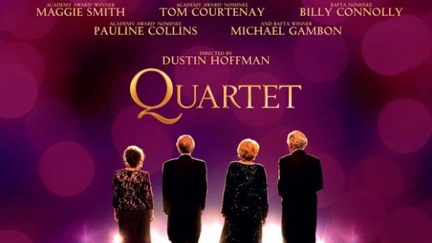 Recensione di Quartet