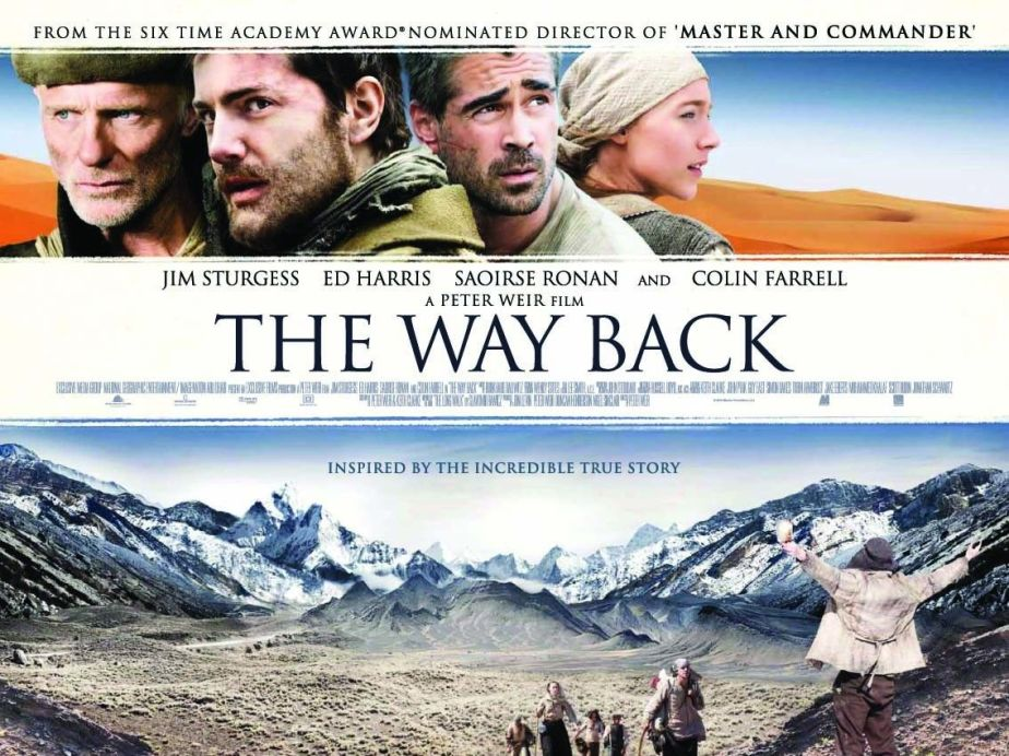 Recensione di The way back