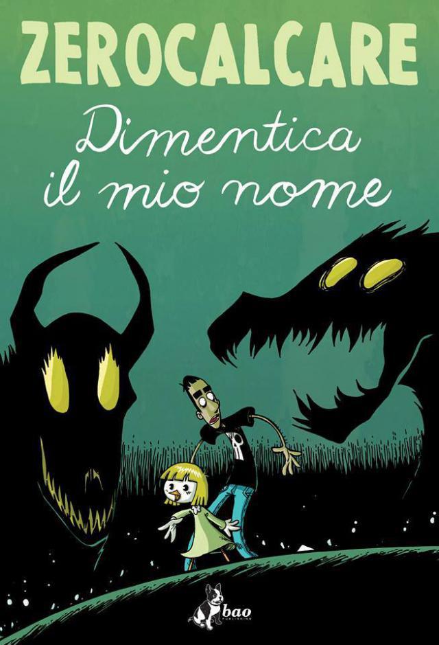 """Recensione di """"DIMENTICA IL MIO NOME"""" di ZEROCALCARE"""