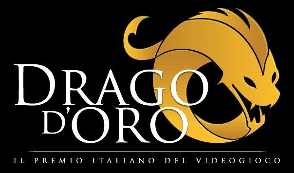 DRAGHI D'ORO 2016: I PREMI ITALIANI DEIVIDEOGIOCHI