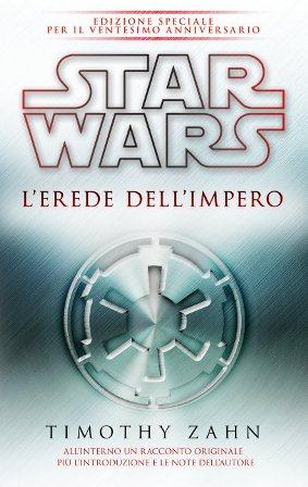 """Recensione di """"STAR WARS – L'EREDE DELL'IMPERO"""" di TimothyZahn"""
