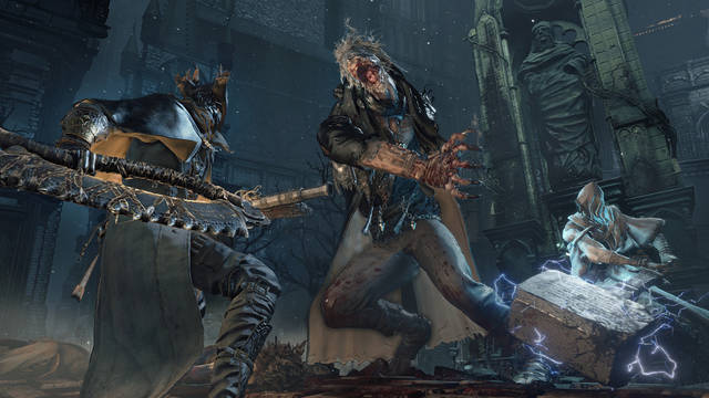 BLOODBORNE – HANDS ON