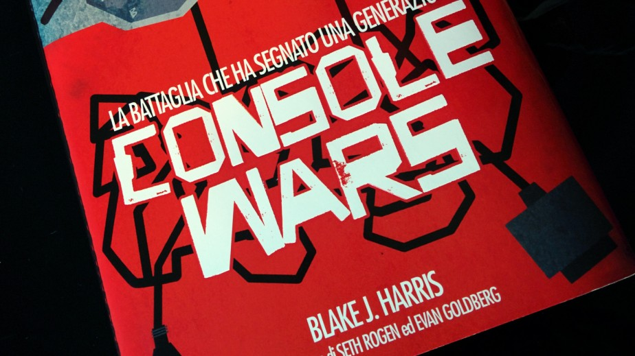 CONSOLE WARS: BLAKE J. HARRIS FRA SEGA ENINTENDO