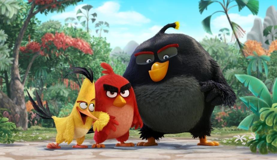 ANGRY BIRDS – IL FILM: LARECENSIONE