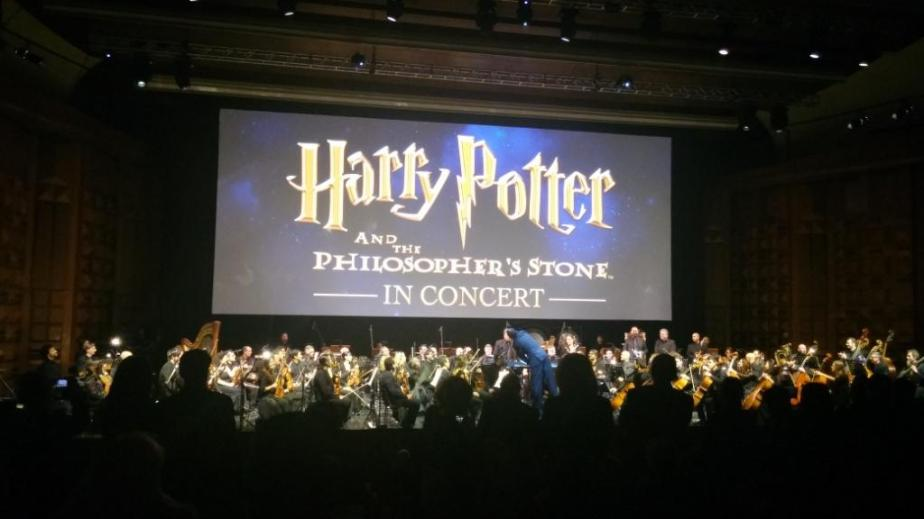 HARRY POTTER IN CONCERTO AROMA